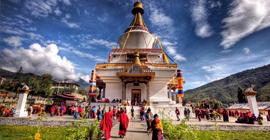 Paro- Thimpu