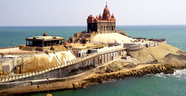 Rameshwaram and Madurai